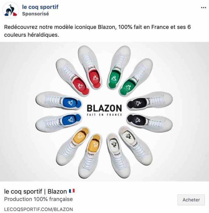 agence facebook ads nantes linkedin instagram publicité digitale acquisition stratégie instagram