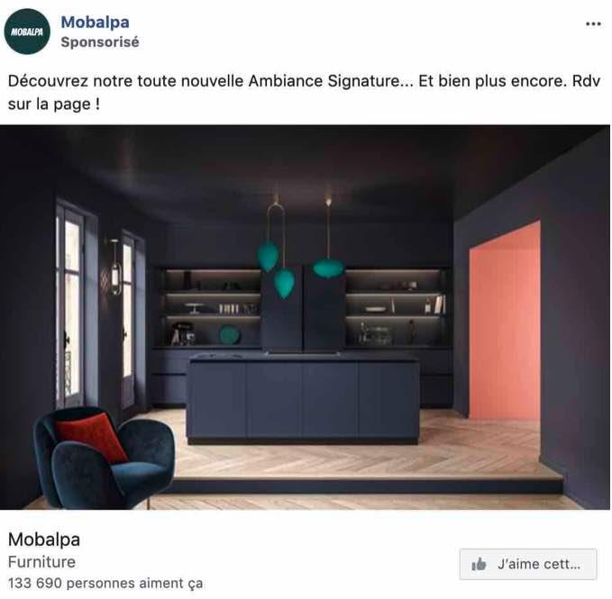 agence publicité facebook nantes instagram ads linkedin spécialisé objectif conversion conseil comment