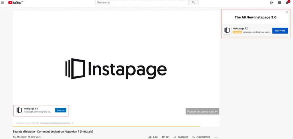 agence youtube ads annonce desactivable facebook marketing digital nantes
